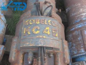 Búa đóng cọc KOBELCO KC45