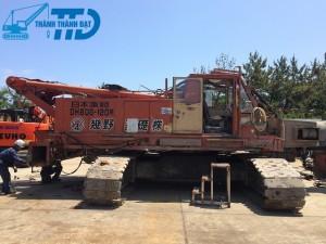 Máy đóng cọc NIPPON SHARYO DH608-120M