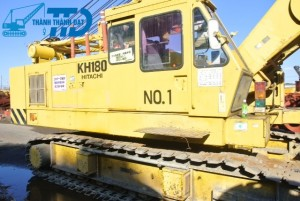 Máy khoan cọc HITACHI KH180-3ED